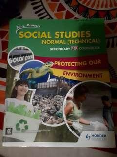Sec 2NT Social Studies Coursebook 2B