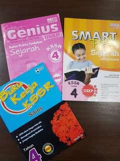 Activity books for primary 4