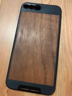 Moment iPhone 8 Plus casing Walnut