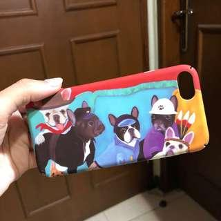 Casing iPhone 7 - Dog