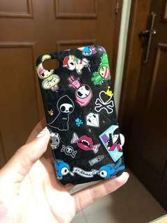 Casing iPhone 4 Tokidoki
