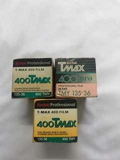 Film - TMAX 400 - BnW - Exp. Date