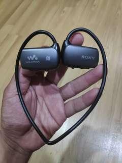 Sony Walkman Earphone NWZ-WS615