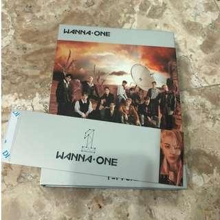 WTT WANNA ONE POWER OF DESTINY ADVENTURE VERSION