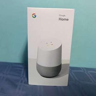 Brand New Google Home
