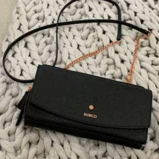 MIMCO tech savvy bag/wallets
