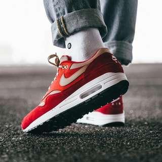 🚚 Nike Air Max 1 Premium, Size US9.5