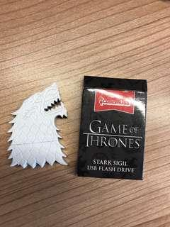 Game of Thrones Lootcrate USB Official Merch
