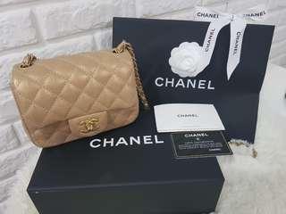 Chanel Mini Square Bag