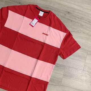 Phantaci red stripe tee