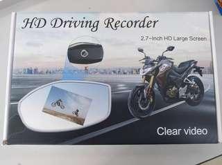 2 in 1 Motor Camera Recorder