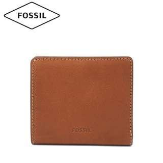 Fossil women small leather wallet