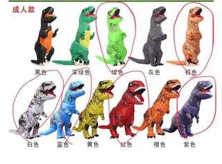 Dino costumes for your d&d or any other event