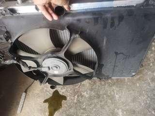 Suzuki swift radiator