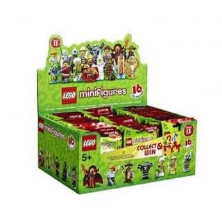 Lego 71008 Minifigures Series 13