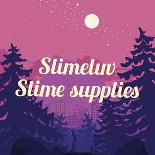 Slime supplies