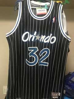 Adidas Shaquille ONeal Orlando Jersey