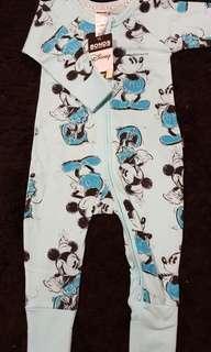 Bonds Wondersuit Mickey sz0
