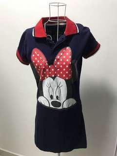Mickey Mouse Dress(LIKE NEW)