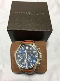 BNIB Michael Kors Leather Watch