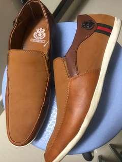 Albertini semi formal shoes