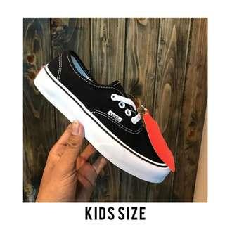Vans authentic for kids