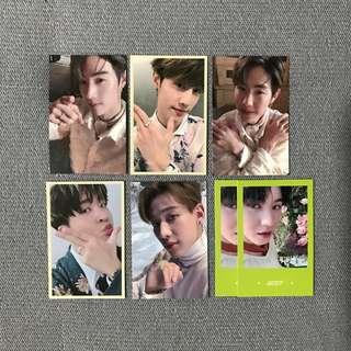 WTT Got7 Present You & Me Photocards