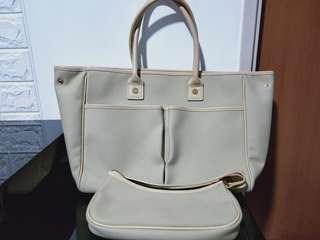 Authentic SAMANTHA THAVASA bag 2in1