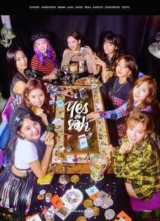 Twice Yes or Yes Ver A