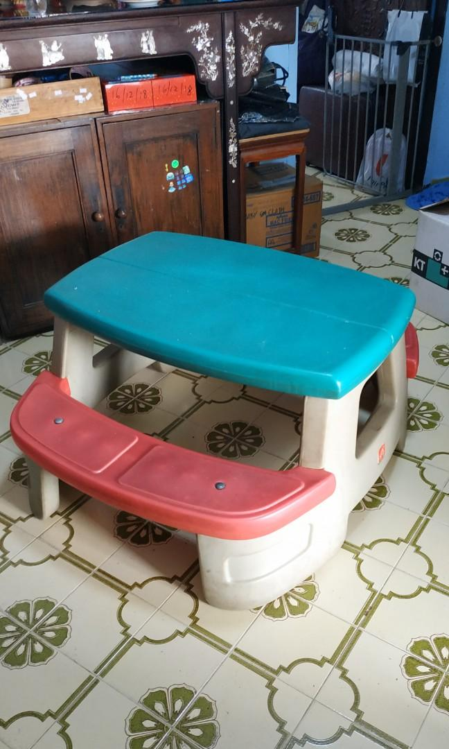 2STEP Children Table Bench