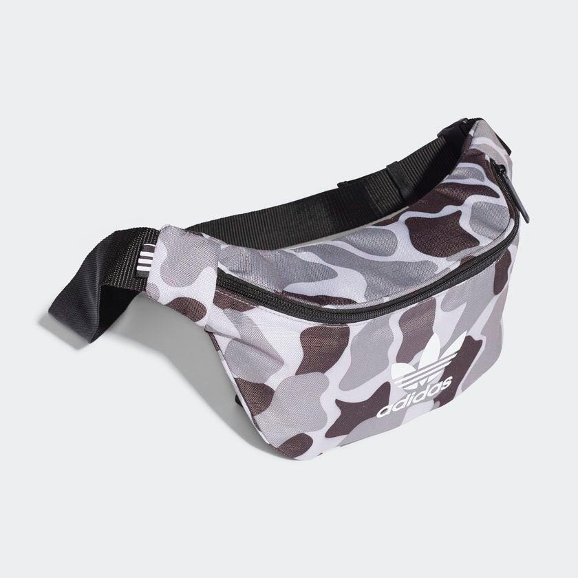 105e3b6c29 Adidas Originals Camo Waist Bag