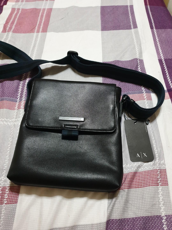 AUTHENTIC Armani exchange sling bag 09e94199ee927