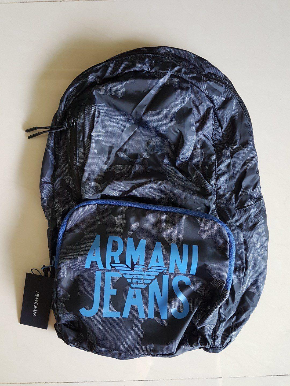1fd0ca2937d6 Armani Jeans Backpack (Original)