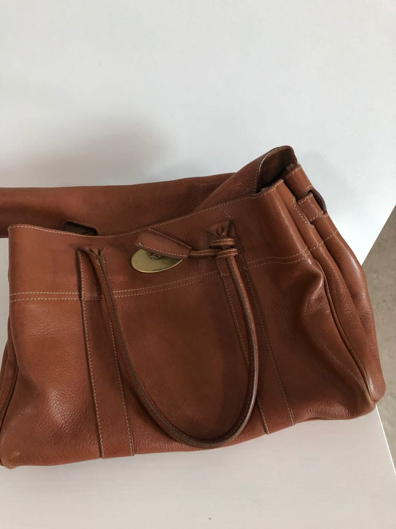 e1f89bdda17a Authentic Mulberry bayswater handbag