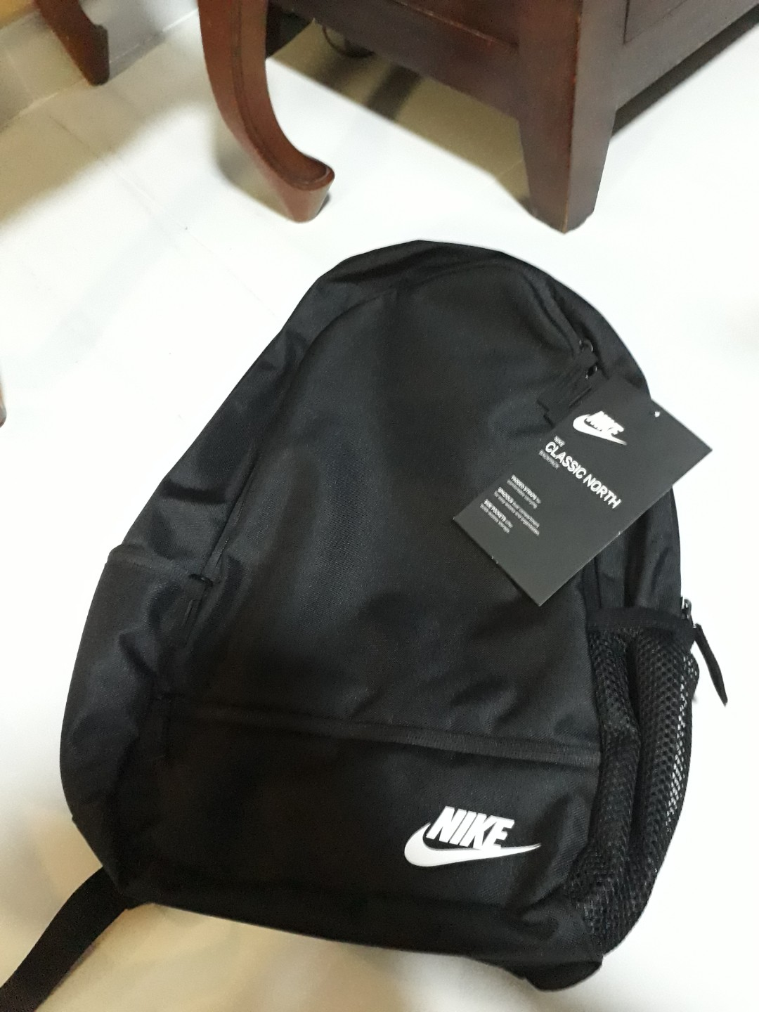 Authentic nike bagpack, Men s Fashion, Bags   Wallets, Backpacks on ... 96e48476b9