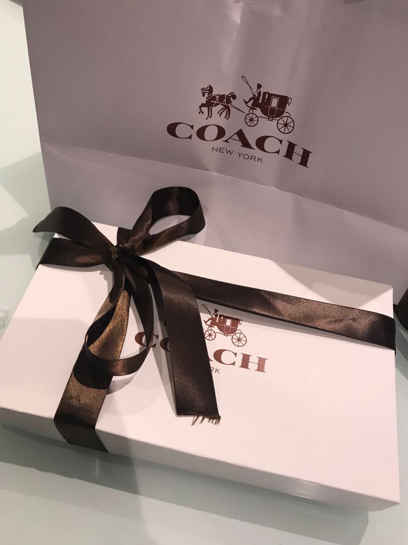Brand new Coach Flower Wallet