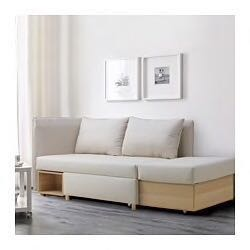 Brand New Ikea Stocksbo 2 Seater Sofa Bed Furniture Sofas On Carousell