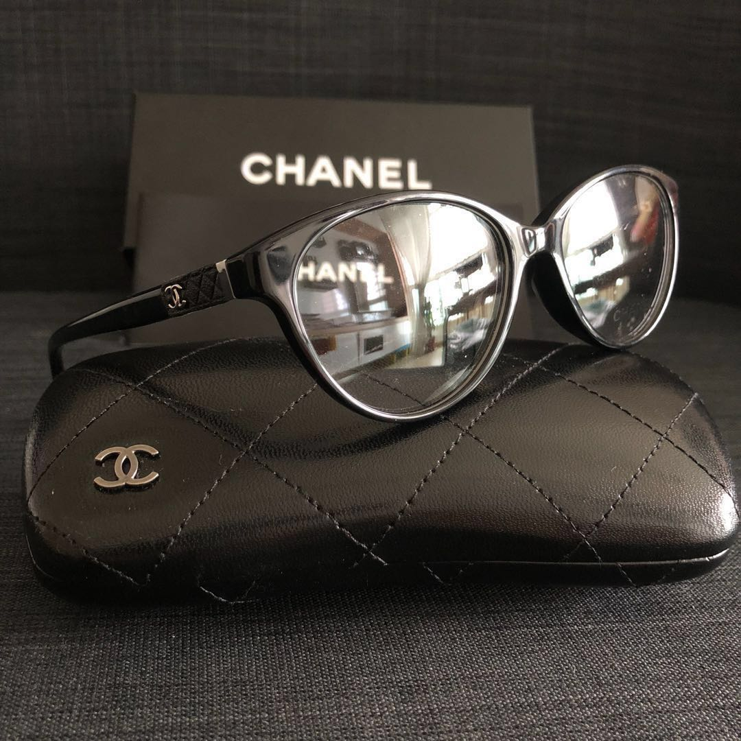 caecc49d8a Chanel CH3247QA Black eyeglasses (Optical)