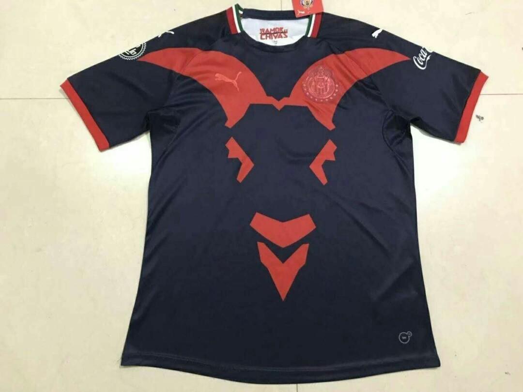 buy online 8af2f 38fd1 Chivas 18-19 Third Short Sleeve Kit