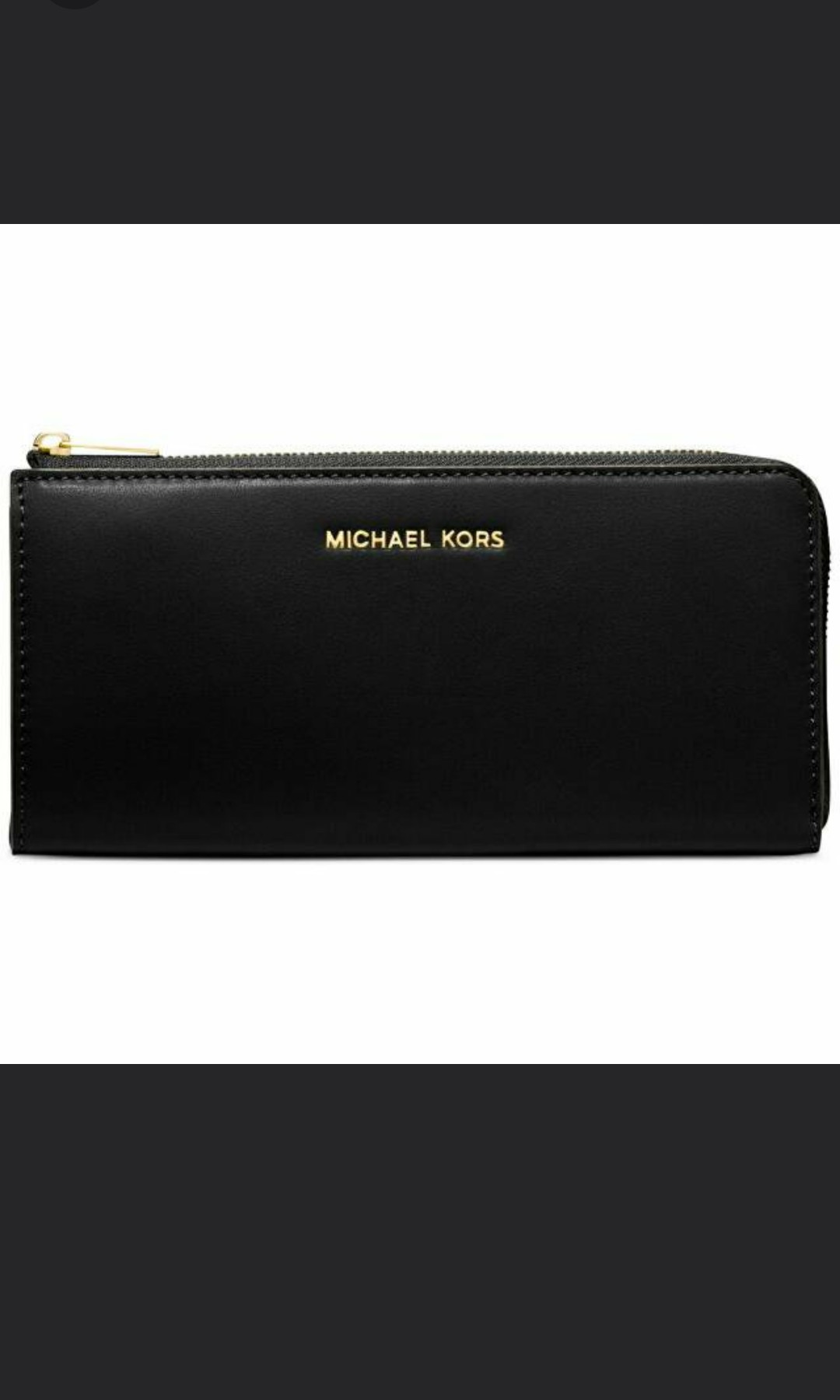 3304f334a41f Christmas special Michael Kors MK Black Michael Colby Large Three ...