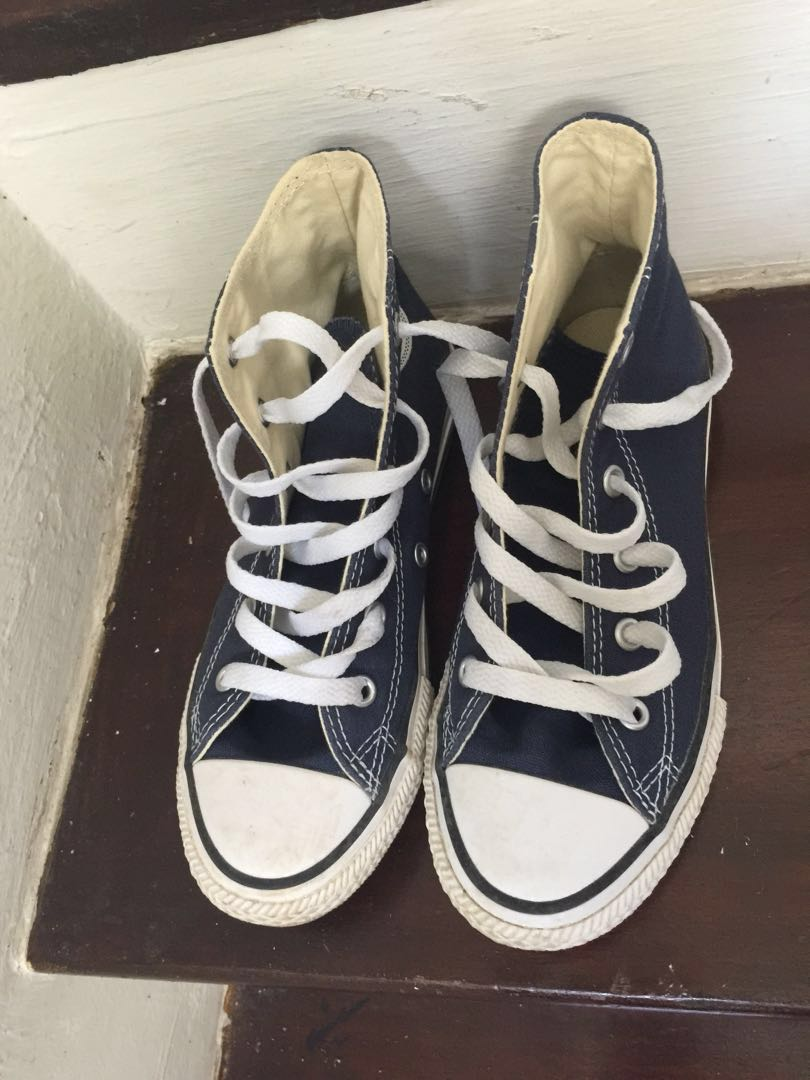 f50e4725cfd0aa Converse All Star Navy Blue sneakers for boys