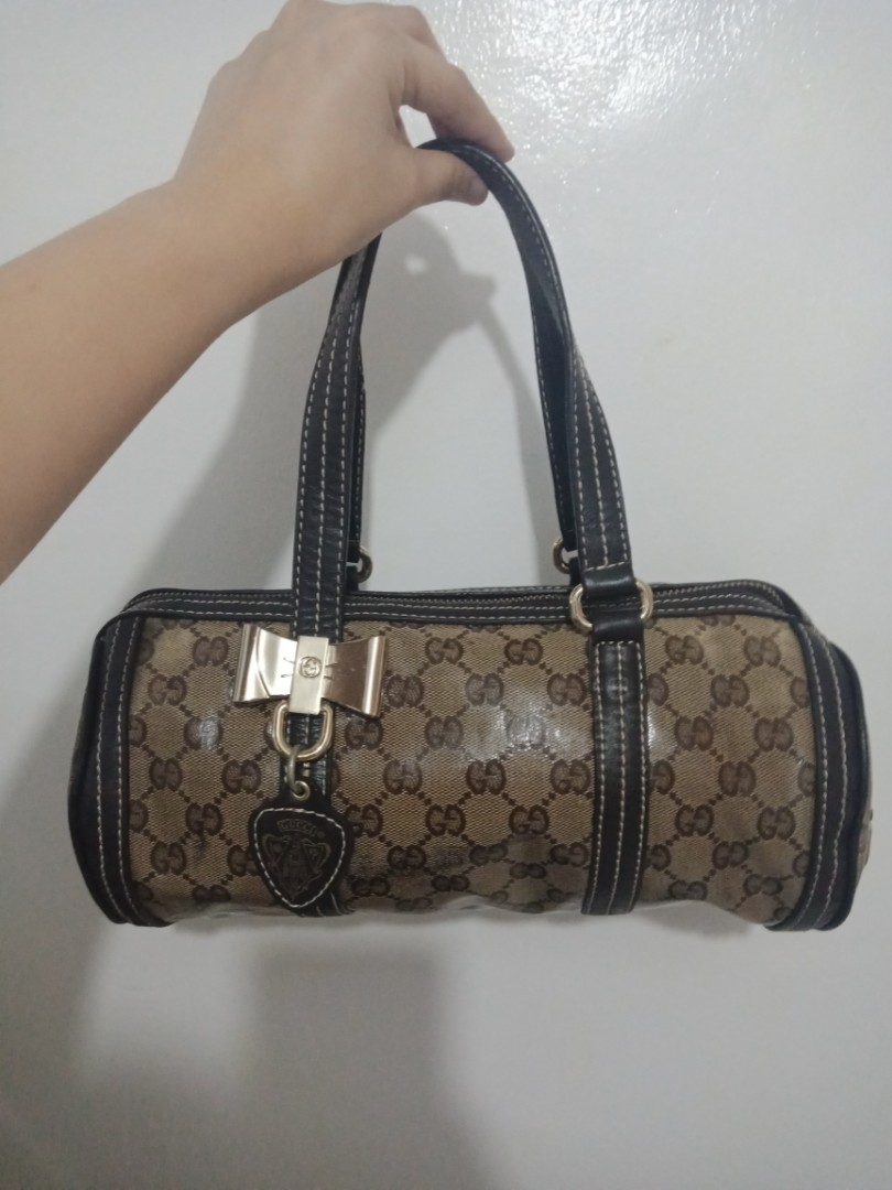 17f517b31 Gucci Round Shoulder Bag, Women's Fashion, Bags & Wallets on Carousell