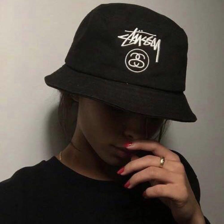 2a1b0a9772a  INSTOCK  stussy bucket hat