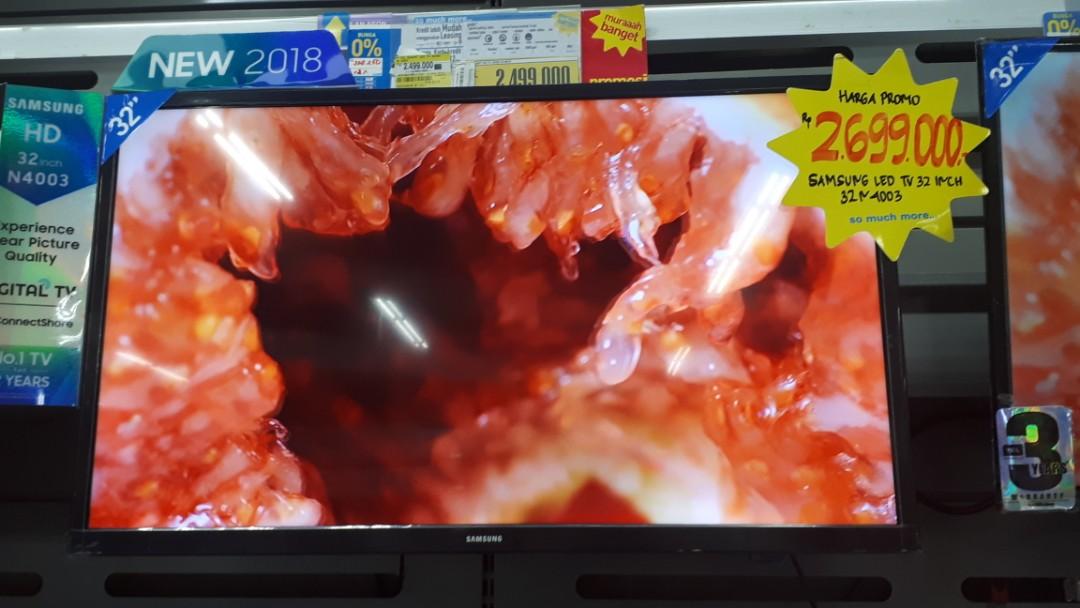 Kredit Led Tv Samsung 32n4003 Gratis 1x Cicilan