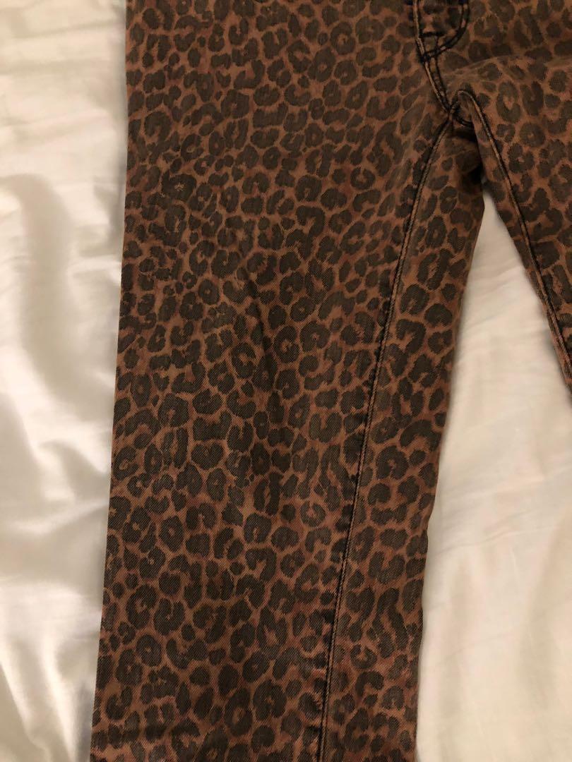 Leopard/Cheetah Jeans/Pants