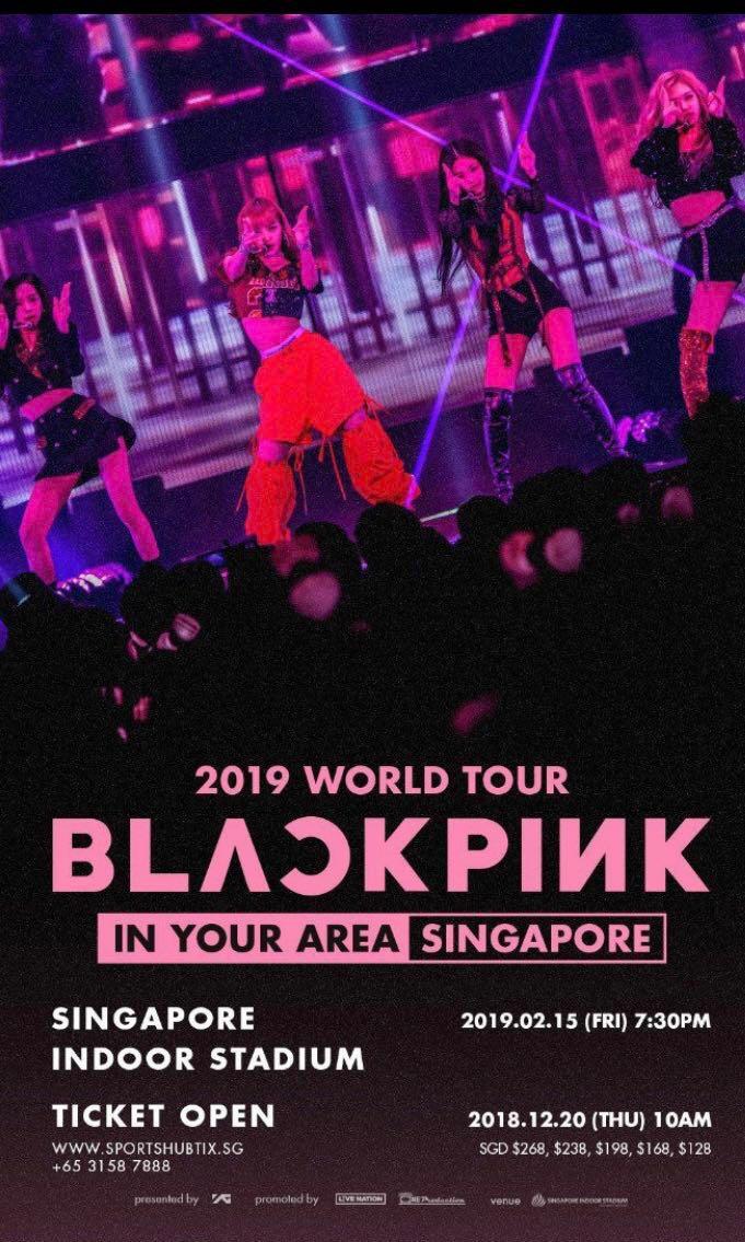 [Looking For] Blackpink Concert tickets