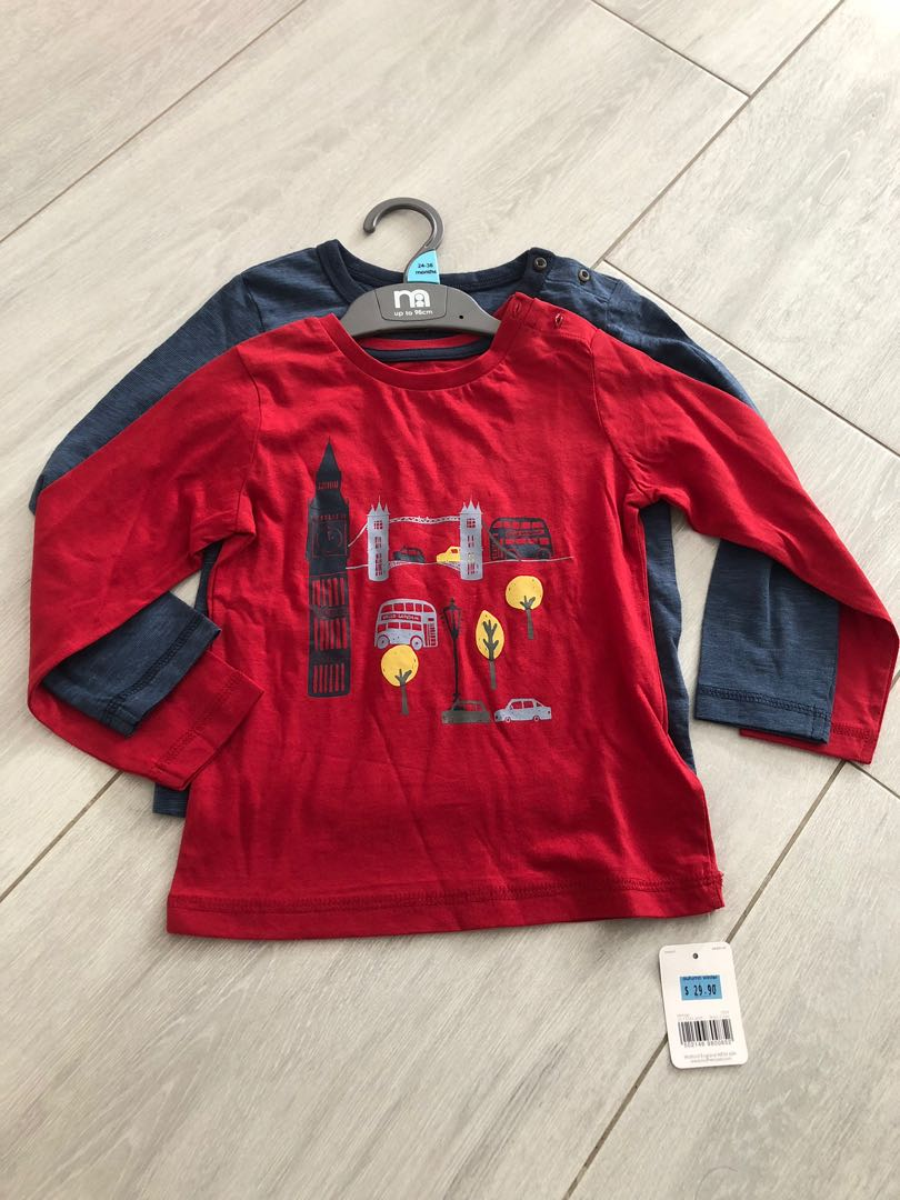 37bf707275ca Mothercare Long Sleeve Top