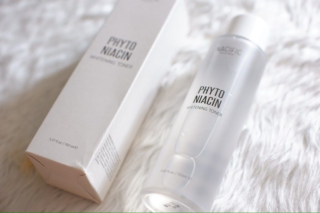 Nacific Phyto Niacin Whitening Toner 150ml, Health & Beauty, Skin, Bath, & Body on Carousell