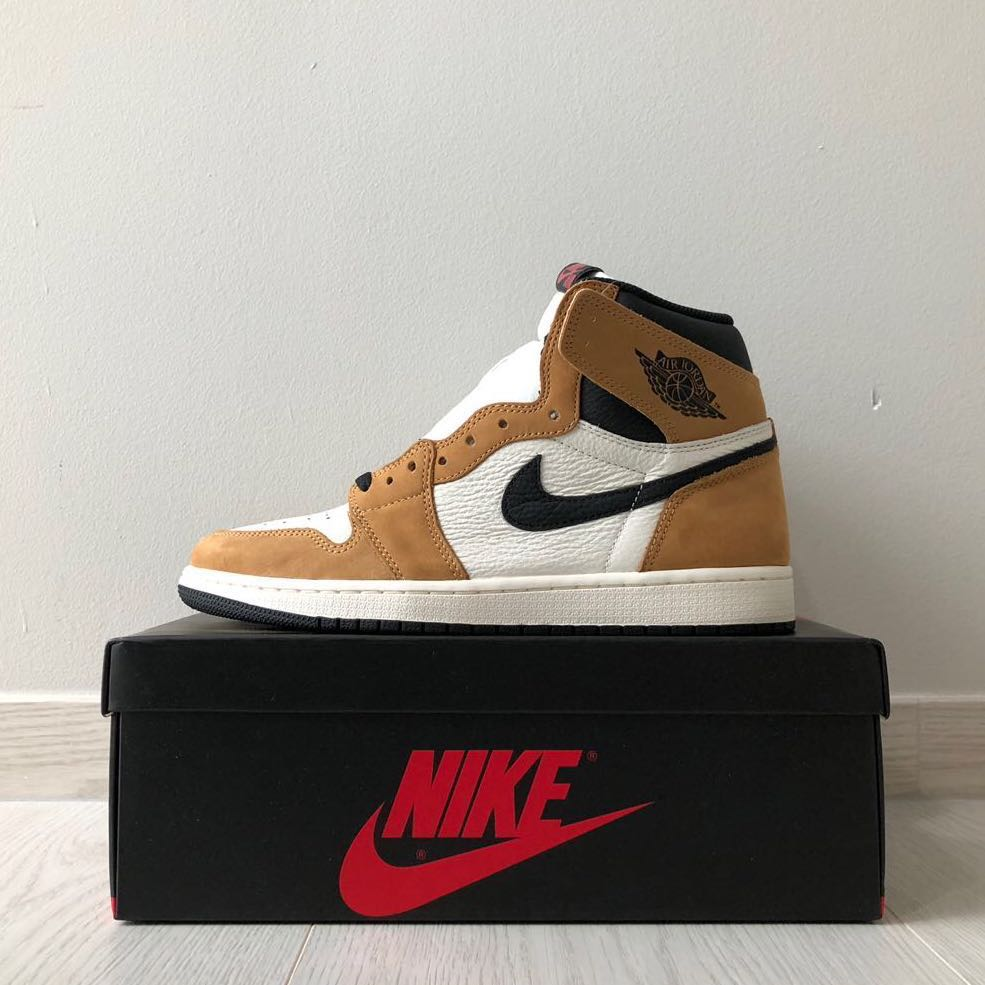 "715e1ce3504fb4 Nike Air Jordan 1 "" Rookie Of The Year "" ROTY"