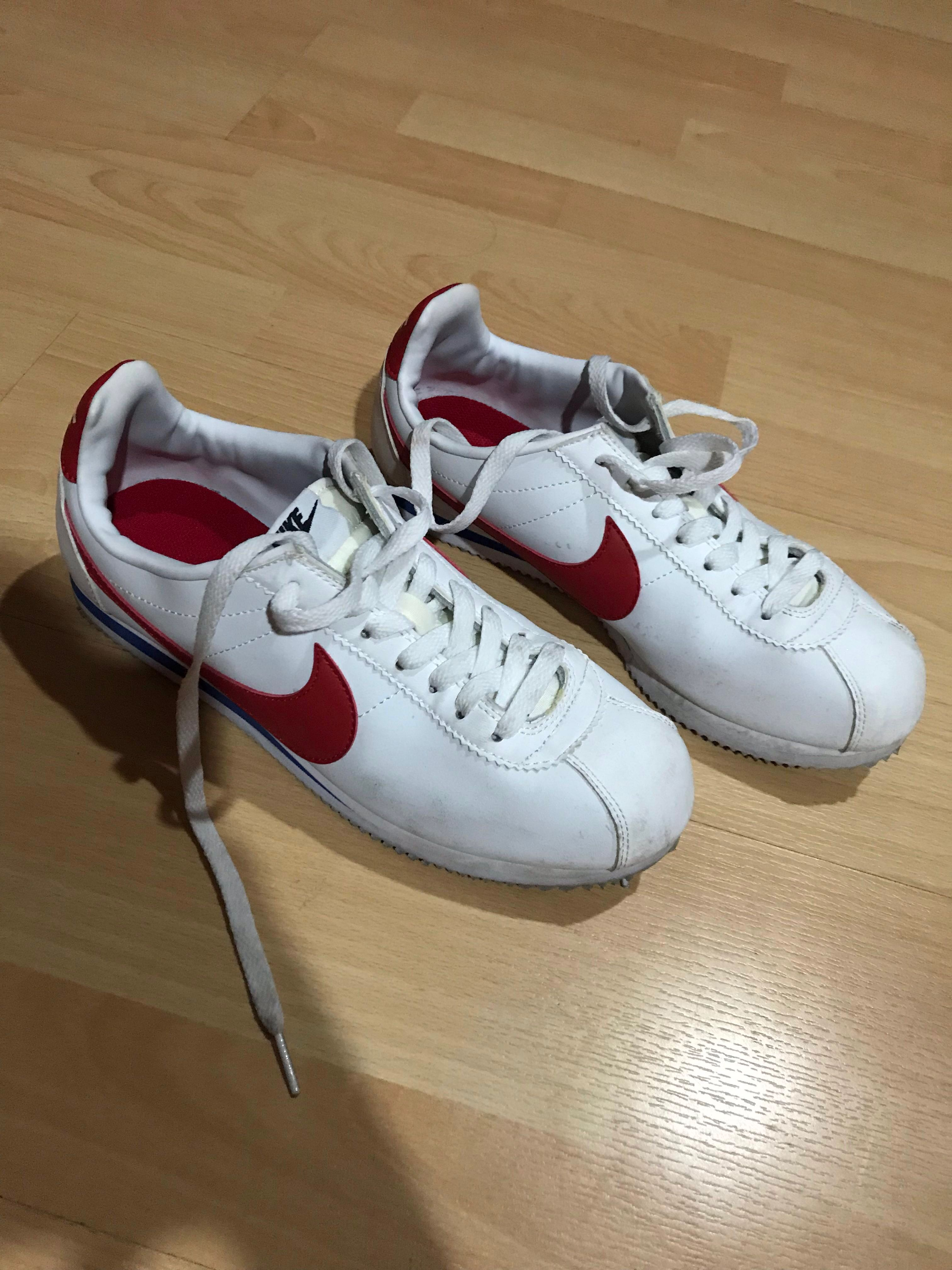 Nike Cortez Forest Gump Premium Mens Fashion Footwear Sneakers On Carousell